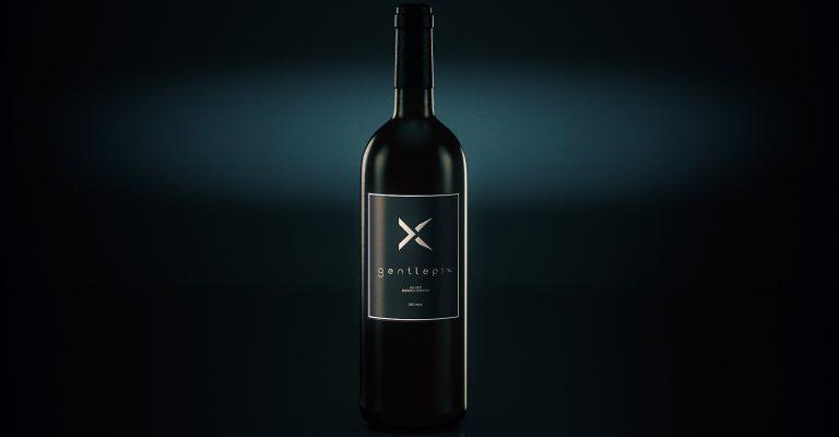 Produktvisualisierung Wine cgi rendering gentlepix Würzburg