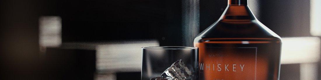 "Produktvisualisierung ""Whiskey"""