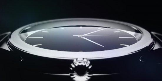 """Produktvisualiserung """"Armbanduhr"""""""